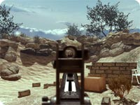 AA-12 Iron Sight